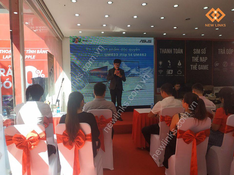 Tổ chức Chương trình ra mắt sản phẩm Asus Zenbook UM433 tại FPT Shop