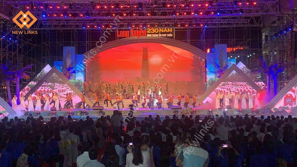 Tổ chức Chương trình kỉ niệm Long Xuyên 230 năm hình thành và phát triển