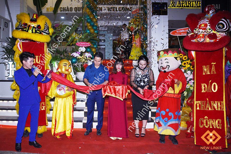 Tổ chức lễ khai trương khách sạn HAVANA AIRPORT