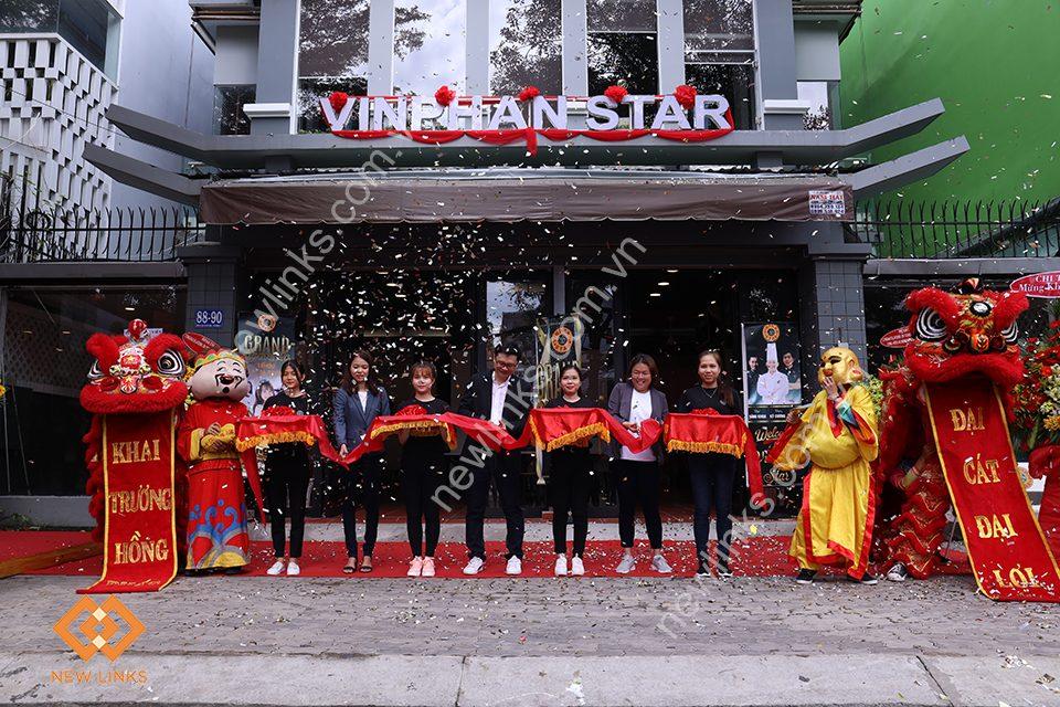 Tổ chức Lễ khai trương nhà hàng Vinphan Star