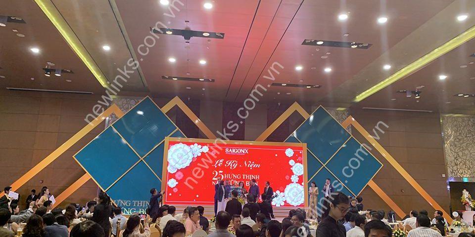 Tổ chức lễ tất niên Công ty Sài Gòn IX – Lễ tất niên giá rẻ